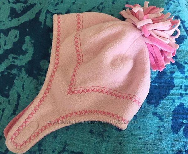 Флисовая шапочка Mothercare на 1-2 года
