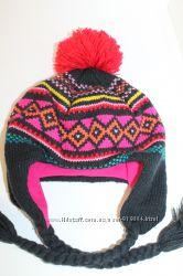 Демисезонная шапка на 2-3 г