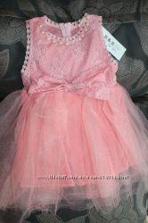 Очень красивое платье на 1-2 г