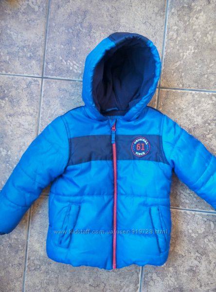 Mothercare Куртка на мальчика 2-3 г.