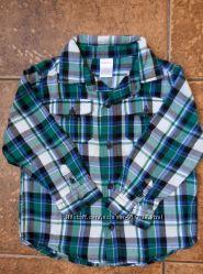 Gymboree Рубашка на мальчика р. 2Т