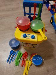 Набор посуды Тигрес
