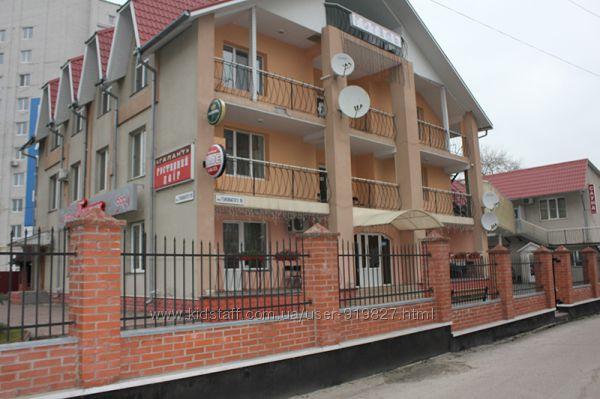 Отель Галант - прекрасный выбор для комфортного проживания в Борисполе