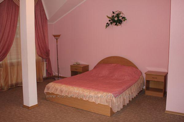 Двухэтажный Люкс в гостинице Галант город Борисполь