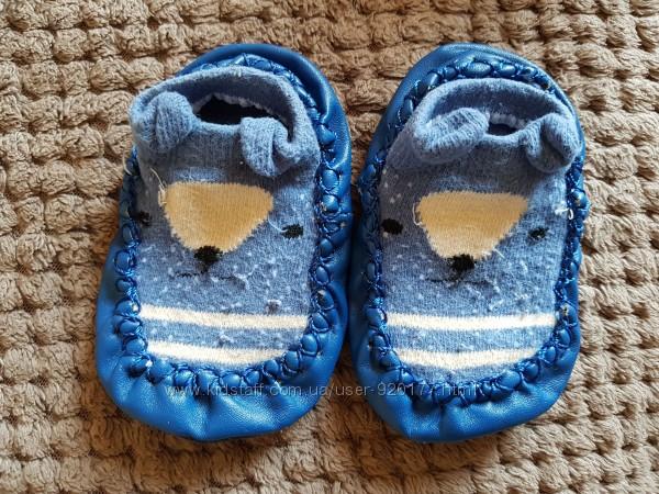 Антискользящие носки 11, 5см