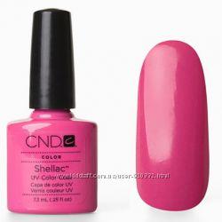 Shellac CND Hot Pop Pink качественный шеллак, шелак, шилак
