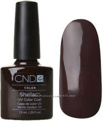 Shellac CND Fedora качественный шеллак, гель лак