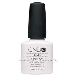 CND Shellac Cream Puff качественный гель лак, шеллак