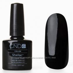 Качественный CND Shellac Black Pool шеллак от CND