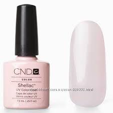 Качественный Shellac CND Clearly Pink