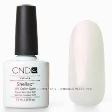 Качественный Shellac CND  Moonlight Roses