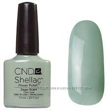 Качественный Shellac CND Sage Scarf