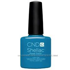 Качественный Shellac CND Cerulean Sea