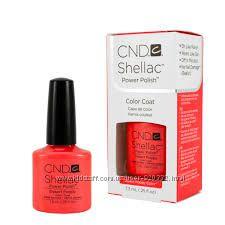 Качественный Shellac CND Desert Poppy