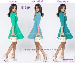 Французский шарм Платье G-359 от Natali vmode