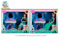 Кукла Фрозен Холодное сердце  трюмо, ZT 8782