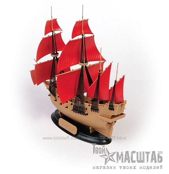 Сборная модель Галеон Zvezda 9051