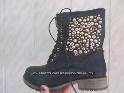 модные ботинки