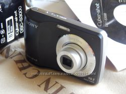 продам цифровой фотоаппарат Sony ciber shot