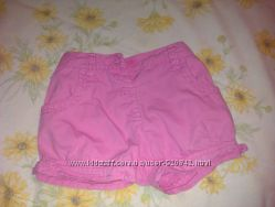 Хлопковые шорты Matalan для девочки