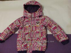 Куртка оч теплый демисезон Okey 116-122