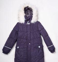 Пальто LENNE Liisa р. 128 в идеал сост