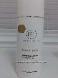 PREPPING LOTION  ALPHA-BETA WITH RETINOL, HOLY LAND