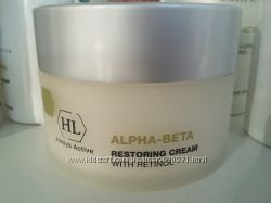 Holy Land ALPHA-BETA & RETINOL Restoring Cream