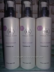 Multi Vitamin cleansing gel Очищающий гель Holy land