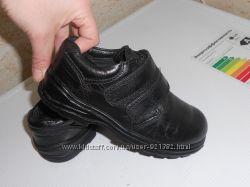 Туфли кожа на мальчика р. 28 18см