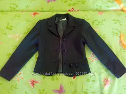 Школьный пиджак на девочку 116-128 6-8лет