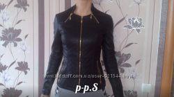 женская курточка ветровка