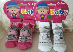 Носки, носочки, пинетки для малышей
