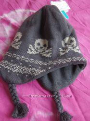 Стильная шапка для мальчика