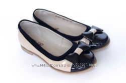Кожаные туфли Мини леди