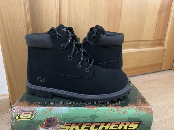 Ботинки Skechers евро 37, us 5