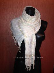 Бежевий шарф