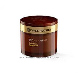 Восстанавливающий крем глубокого действия с 30  маслами Riche от Ив Роше