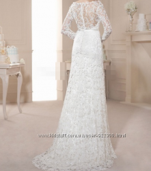 Свадебные платья все размеры