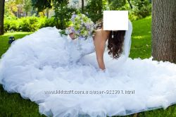 Шикарное свадебное платье Kelly Star
