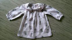 Стильная блуза-туника