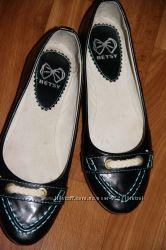 Новые туфли Betsy р. 36 на низком ходу, балетки, мокасины, макасины