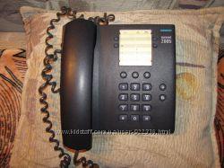 Домашний стационарный офисный телефон проводной Siemens euroset 2005