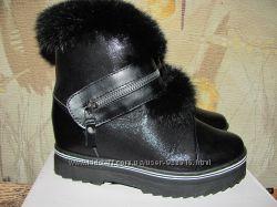 Новые зимние сапоги, ботинки, сникерсы, ботильоны, ботильйоны