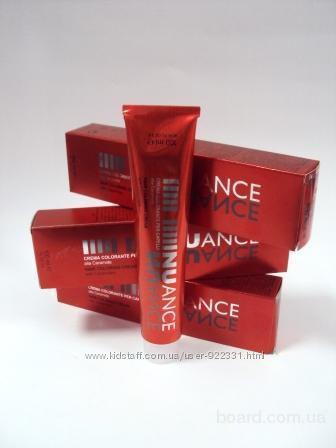 Nuance  лучшая крем-краска с керамидами  витаминами Е и С 100 мл.
