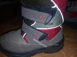 Термо-Ботинки Chicco стелька 15, 5 см