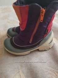 Ботинки зимние ЕССО  28размер