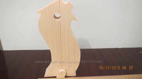 Деревянные хорошенькие домики для игры Декор дома Екоподарок Лучшие цены