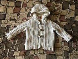 Тепла кофта курточка M&S
