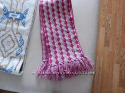 Снуд и красивый шарфик шерсть